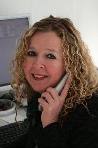 Andrea Scharrer Sekretärin